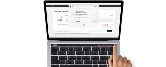novi macbook pro apple