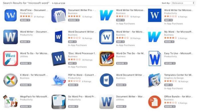 apple profitira od prevarantskih aplikacija u app store