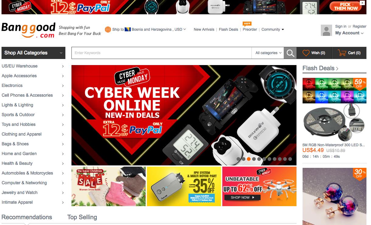 Najbolji kineski sajtovi