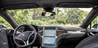 tesla car autopilot