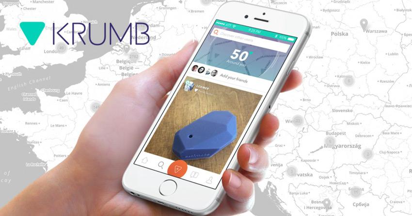 Krumb - aplikacija za komunikaciju medju turistima