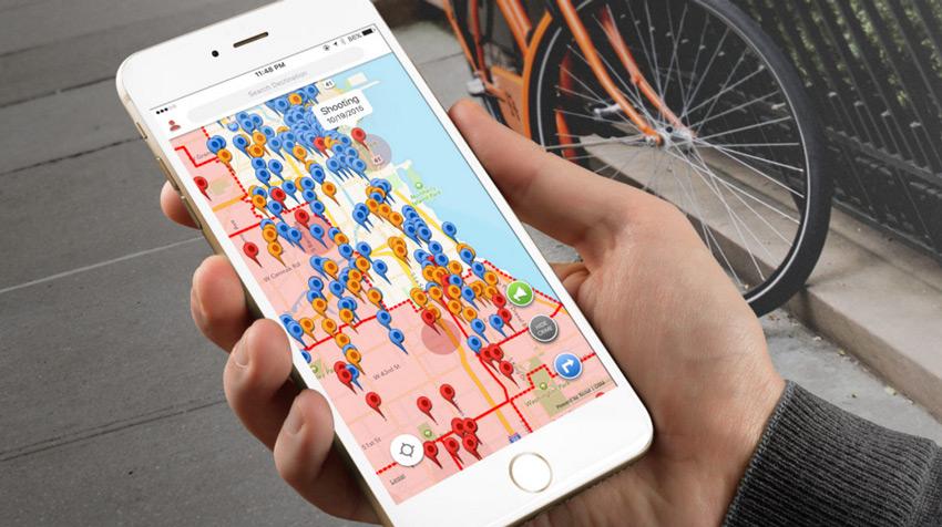Redzone - aplikacija za sigurnost turista