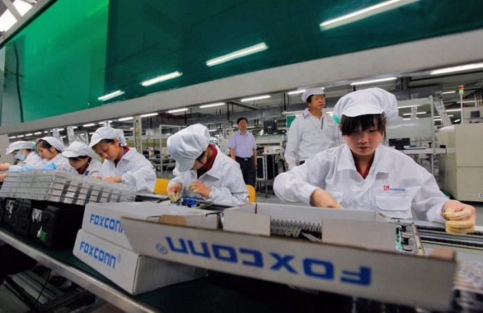 Foxconn planira da radnike zamijeni robotima