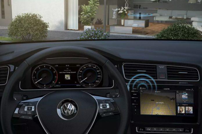 Volkswagen ugradjuje Amazon Alexa sistem u svoja vozila