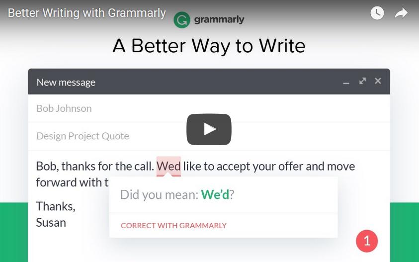 aplikacija za korigovanje pravopisa