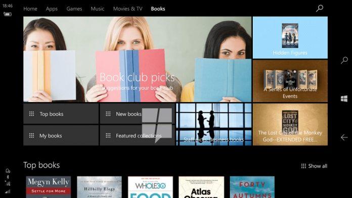 e books na windows 10