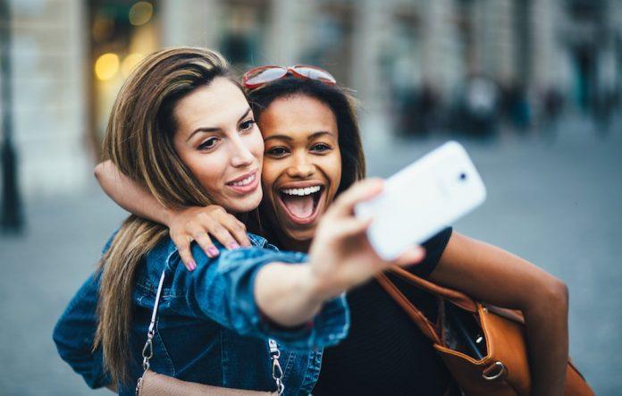 pravljenje selfija