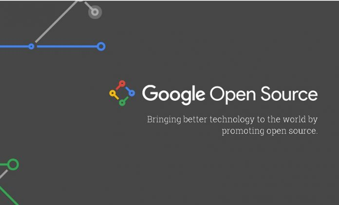 Google Open source sajt