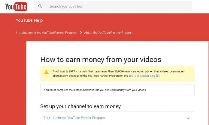 Koliko pregleda treba da zaradim na YouTubeu