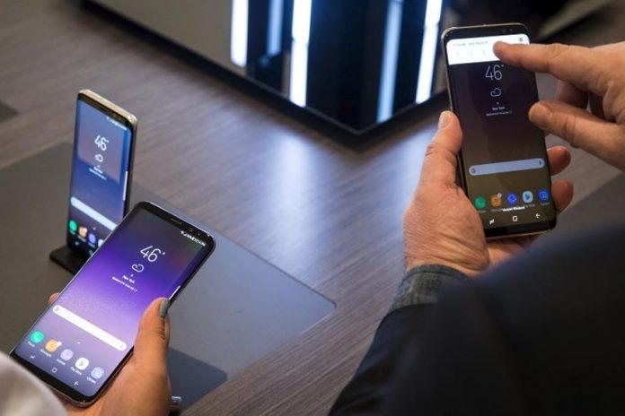 Microsoft verzija Samsung Galaxy S8