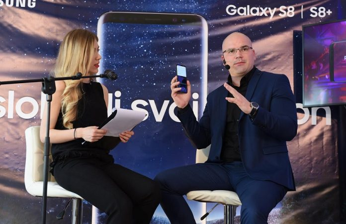 Samsung Galaxy S8 u BiH
