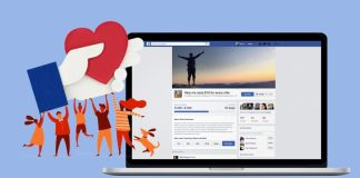 Facebook fundraisers za prikupljanje pomoci