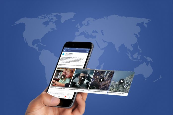 Facebook video streaming BuzzFeed i Vox