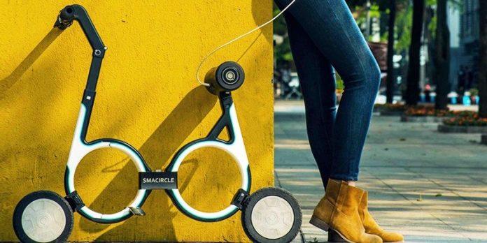 smacircle s1 lagani elektricni bicikl
