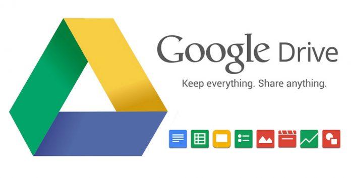 google drive back up