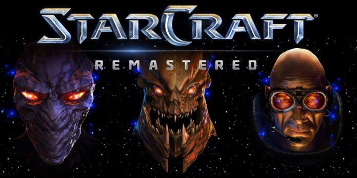Star Craft Remastered