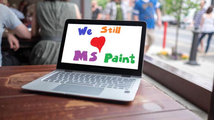 ms paint i dalje zivi
