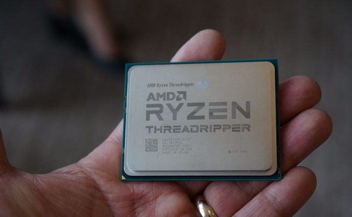 threadripper 2 amd procesor