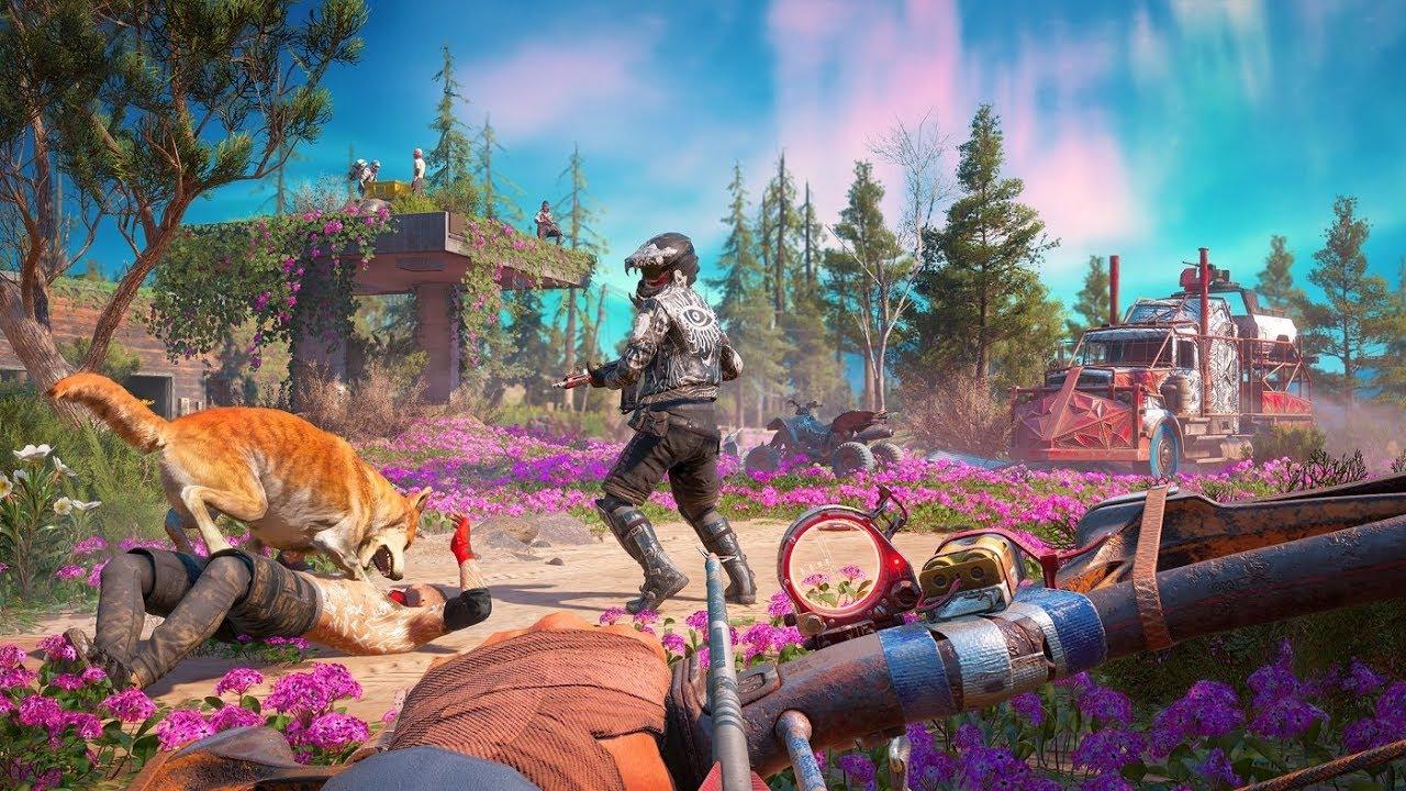 far cry new dawn recenzija gameplay