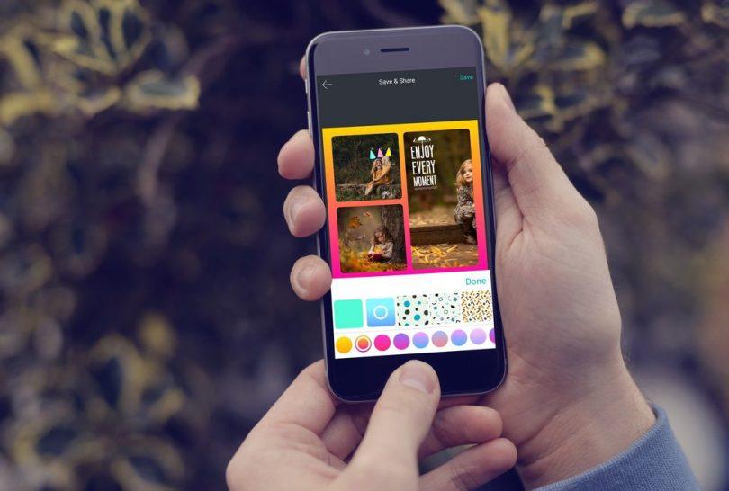 collage maker (livecollage) aplikacija