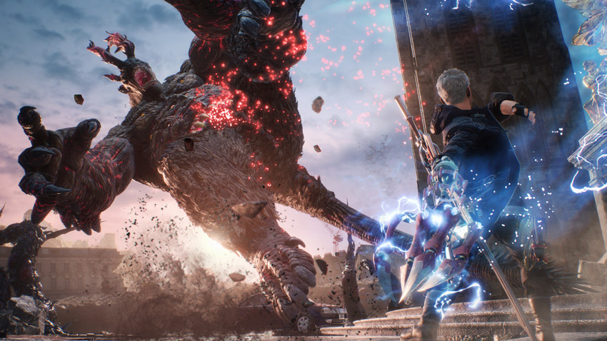 devil may cry 5 recenzija taster