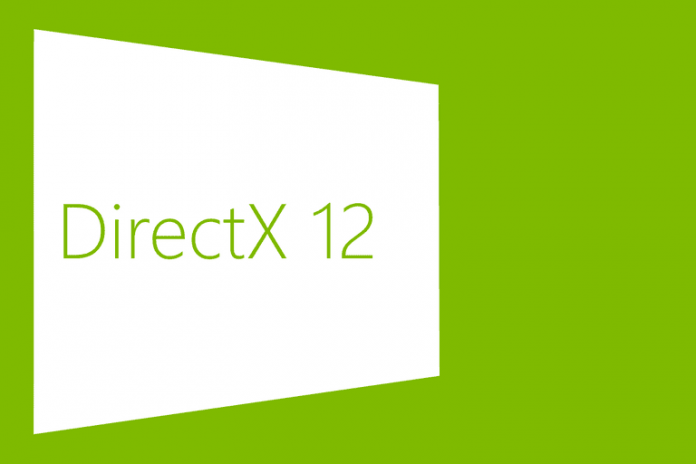 directx 12 je dostupan na windows 12
