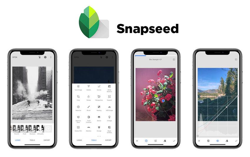 snapseed photo editor