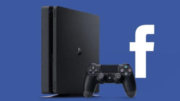 facebook i playstation 4