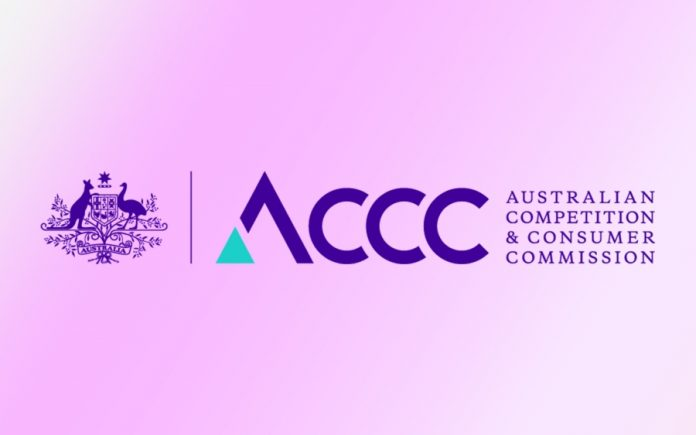 Australian Competition and Consumer Commission organizacija
