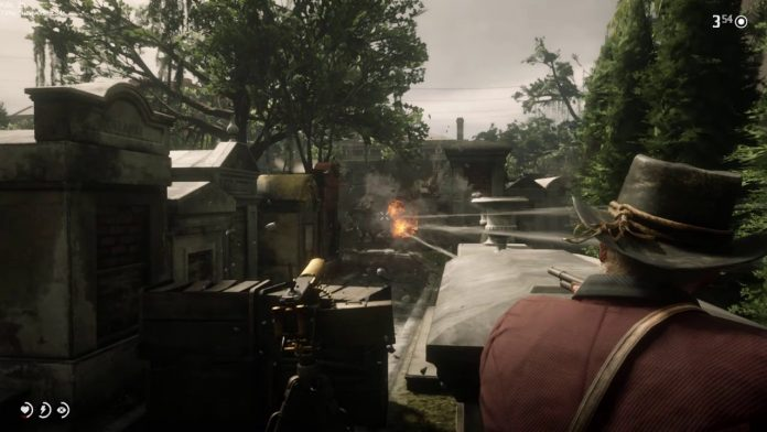 Red dead Redemption 2 TheyKeepComing mod