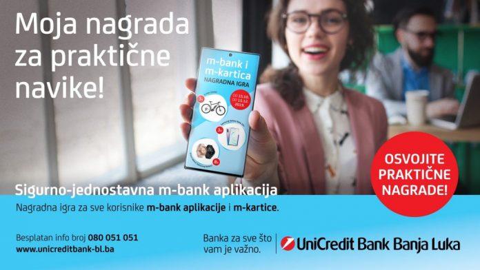 m bank nagradna igra unicredit