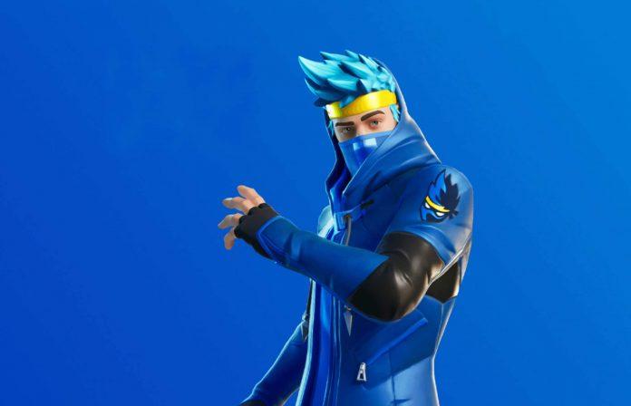 ninja je dobio skin u fortniteu