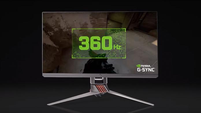 novi 360 hz monitor dolazi krajem godine