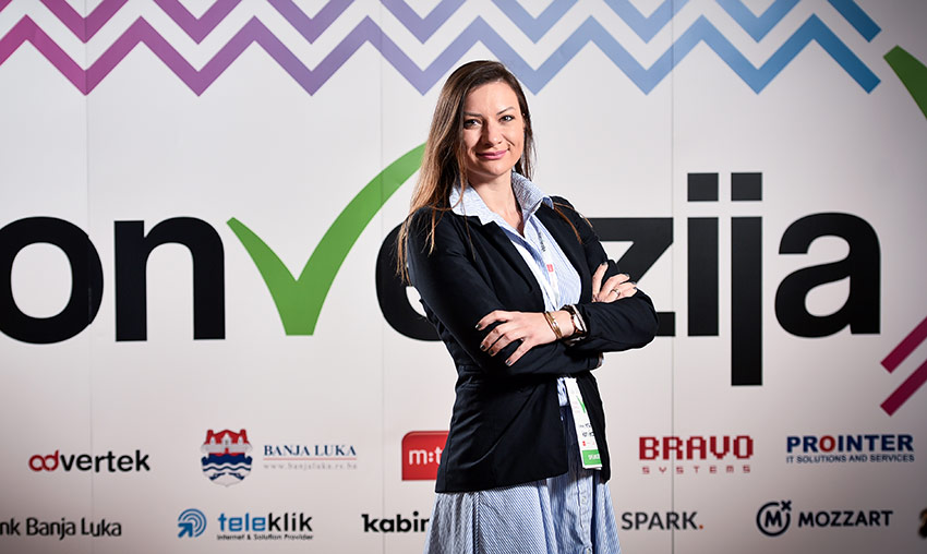 Ivana Petrović Konverzija 2019