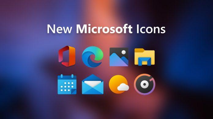 nove microsoft ikonice
