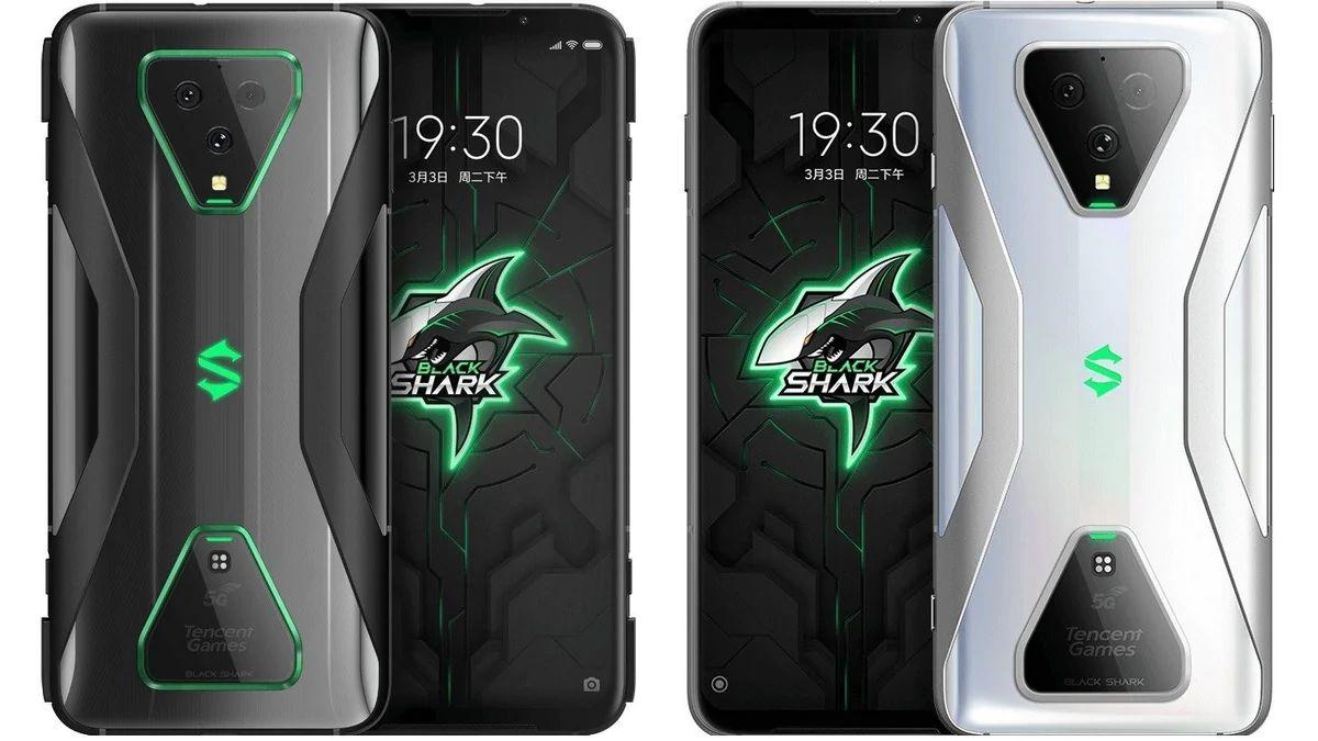 Black Shark 3 telefon