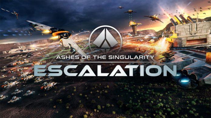 Besplatno se dijeli strateška igra Ashes of Singularity