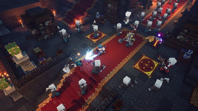 Ove sedmice kopamo u novom Minecraftu