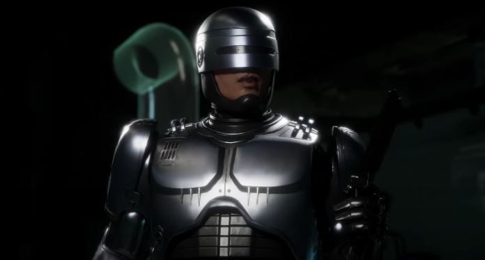 RoboCop dolazi po pravdu u Mortal Kombat 11 Aftermath