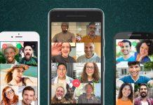 WhatsApp će uskoro omogućiti video pozive za do 50 osoba istovremeno