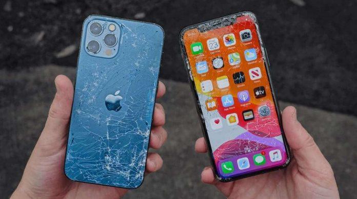 Kako se iPhone 12 pokazao na testu pada