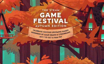 Počeo je jesenski Steam Game Festival, oko 120 igara dobilo je demo verzije