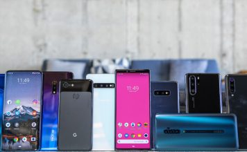 top 5 brendova mobilnih telefona