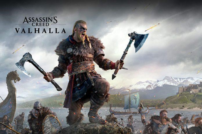 assassins creed valhala