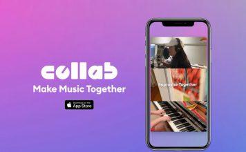 collab aplikacija za muzicare