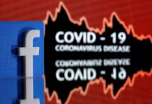 facebook covid