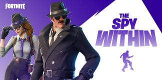 fortnite - the spy within mode