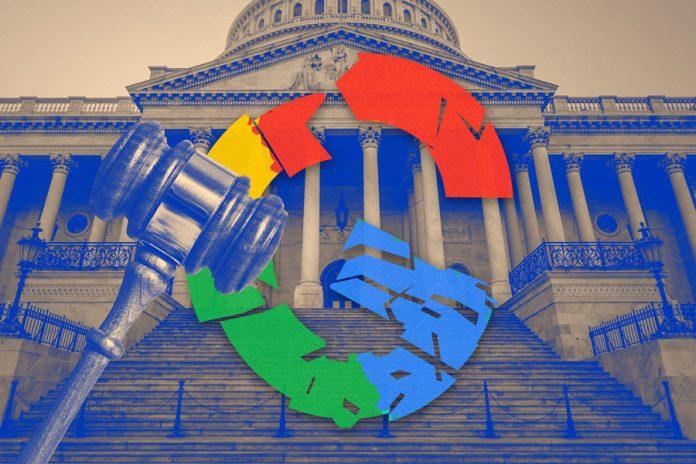 google optuzbe za monopol