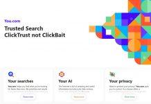 you.com - google search konkurencija